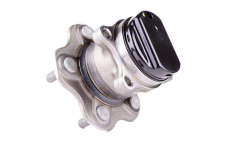 bearing: hub and wheel bearing kit on white