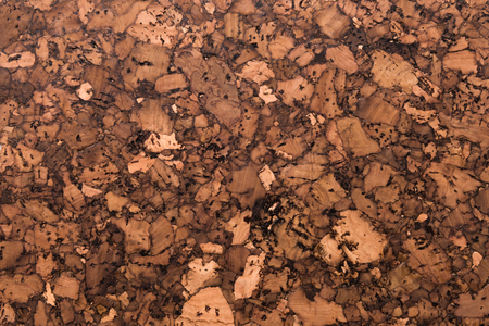 Close Up Background and Texture of Cork Board Wood Surface, Nature Product Industrial Фото со стока