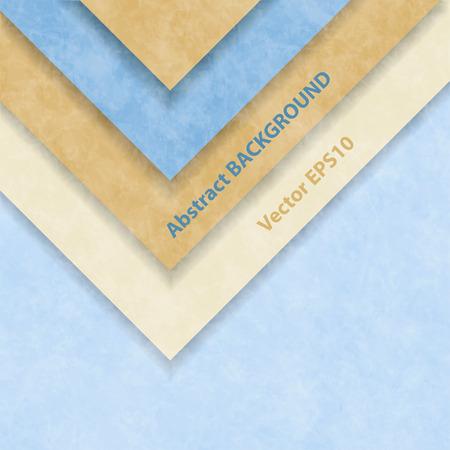 Abstract blue background Ilustracja