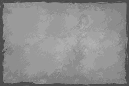 Grunge background in frame Ilustracja