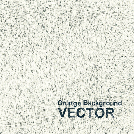 scruffy: Abstract white grunge background. Vector texture