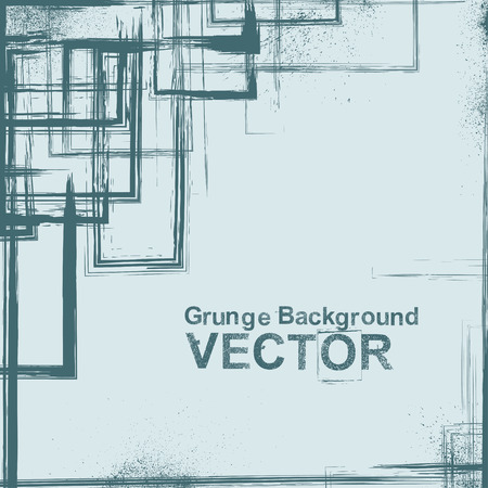 Vector abstract grunge background. Vector texture