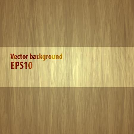 Vector abstract grunge background. Wooden texture design Ilustracja