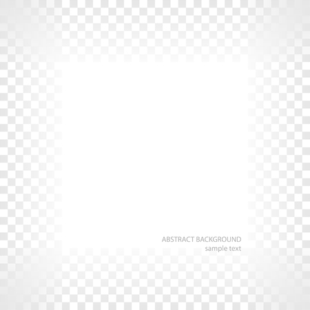 Abstract background with a border of black and white squares. Vector eps10 illustration
