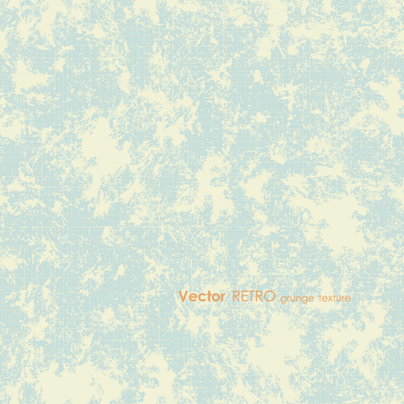 Vector retro grunge blue seamless texture. Old paper