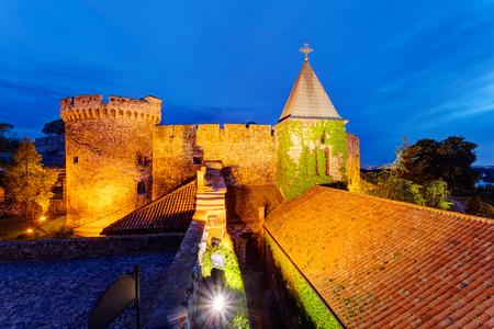 Belgrade fortress and Kalemegdan park, Belgrade Serbia