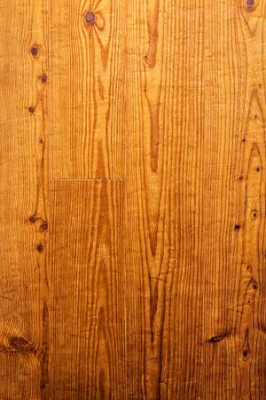 texture of wooden worm colored parquet floor