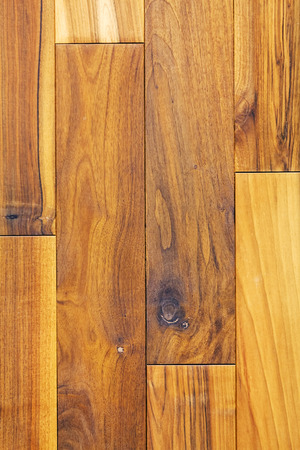 detail of laminated parquet wooden floor texture