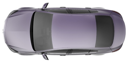 Lilac CAR photo