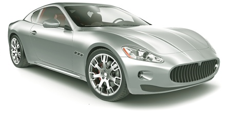 High performance sports car