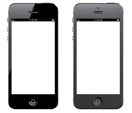 digitized: Apple iPhone 5 Editorial