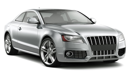 high performance: High Performance Car Stock Photo