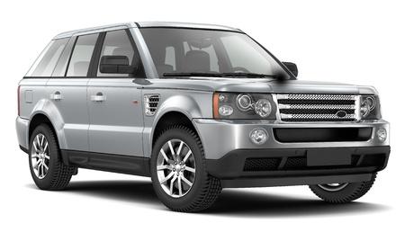 Luxury SUV Stock Photo - 20030916