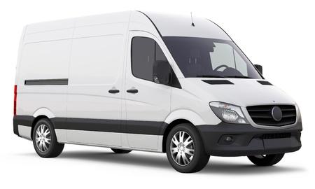 transportes: Modern compacto van