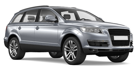 3D Luxe SUV