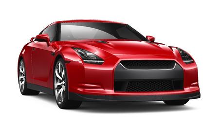 赤の性能車