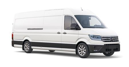 Modern cargo van