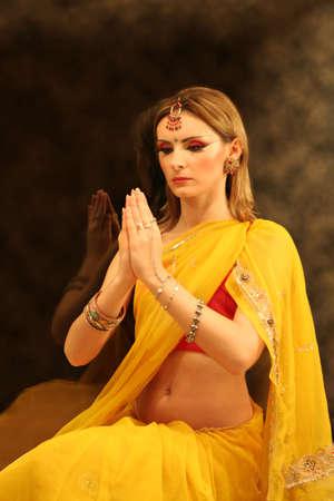 Vrouw van India