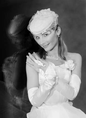marriageable: Elegant bride