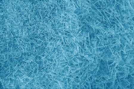 Texture of ice crystals Stock Photo - 310929