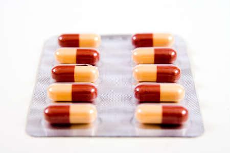pilule: amarillo rojo p�ldoras