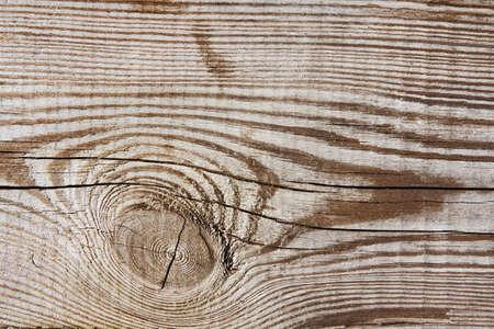 houtstructuur plank graan achtergrond, houten bureau met knoop, oude gestreepte hout boord