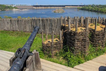 cossacks: Khortytsya, historical and cultural complex