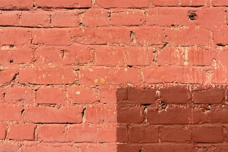 old brick texture as background or Wallpaper design