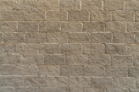 background texture of white Lightweight Concrete block, raw material for industrial wall