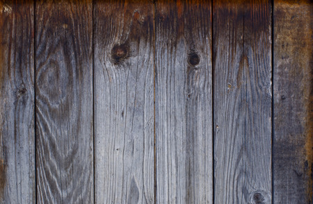 heterogeneity: Old not colored boards of gray color for texture Stock Photo
