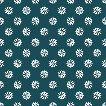 White circles pattern.
