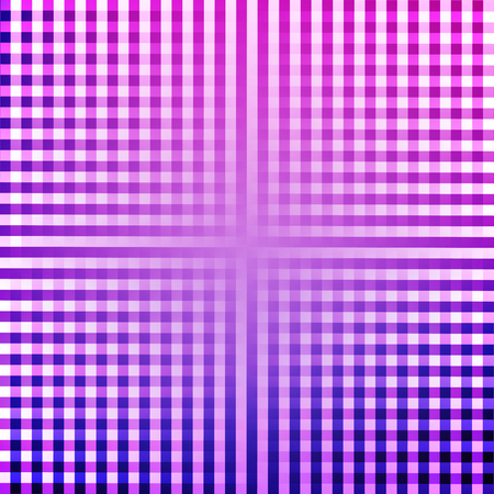 abstract background with neon-colored coral hue . In the foreground is a geometric pattern. For creativity and design