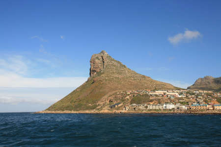 Lions head mountain. Cape Town. photo