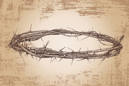 humility: crown of thorns