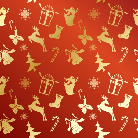 Christmas festive background vector llustration Vector