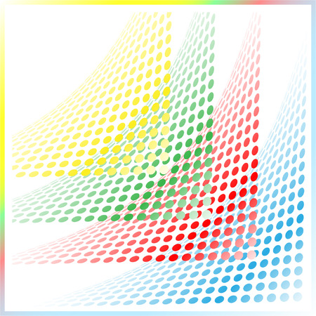 Abstract background. Color set. Simply change. Other abstract backgrounds you can see in my portfolio. Stock Vector - 4270187