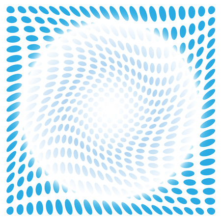 vector abstract background. blue set. Stock Vector - 5017213