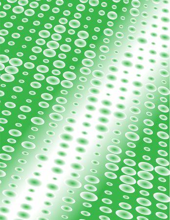 Molecular surface Stock Vector - 6590636
