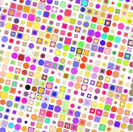 multi colored: Futuristic background