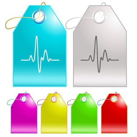 Cardiogram.  Stock Vector - 6693319