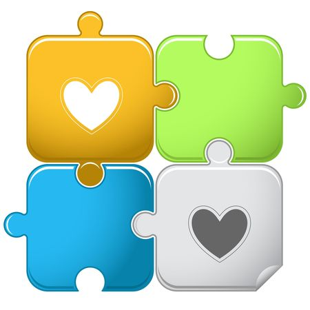 Heart. Stock Vector - 6693786