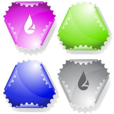 hamose: Drop. sticker.