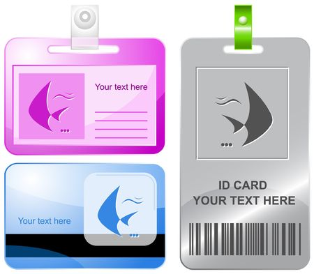 spawn: Fish. id cards.