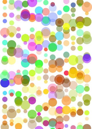 Abstract dots background Stock Vector - 7049956