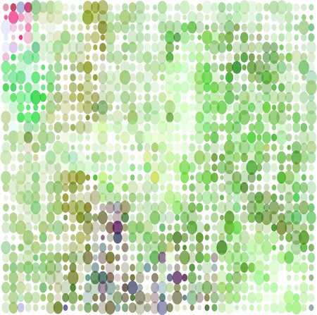 Abstract  dots background Stock Vector - 7165691