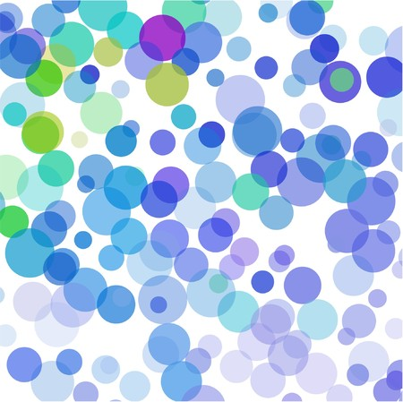 Abstract dots background Illustration