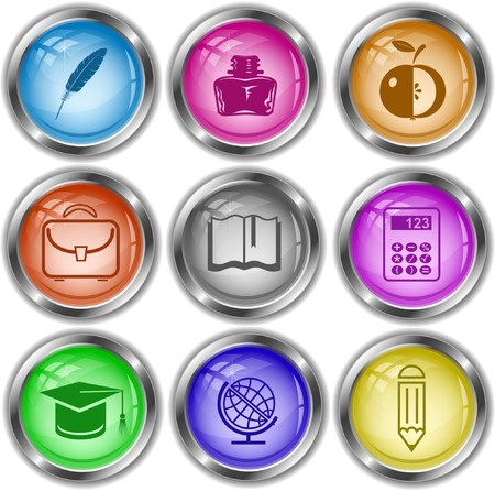 icons of education Vector