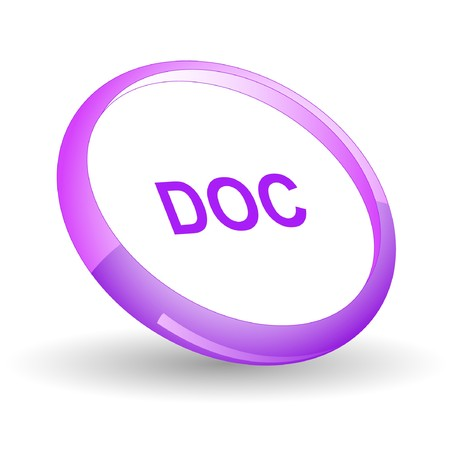 extention: Doc. icon.