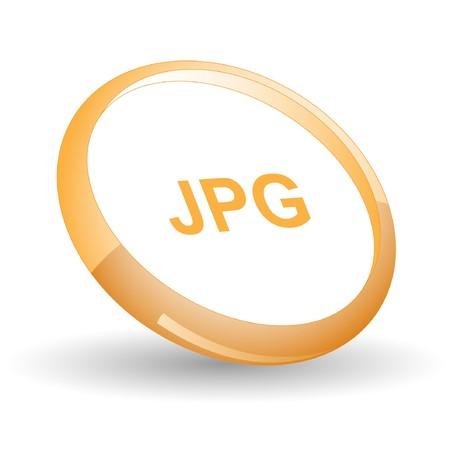Jpg. icon. Stock Vector - 7301798