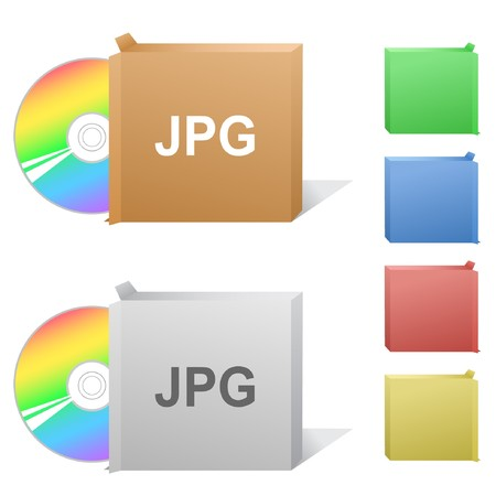 extention: Jpg. Box with compact disc.